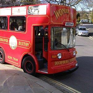 Buxton tram tours