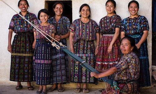 The women of Solola