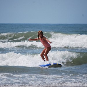 Ashley making it look easy!