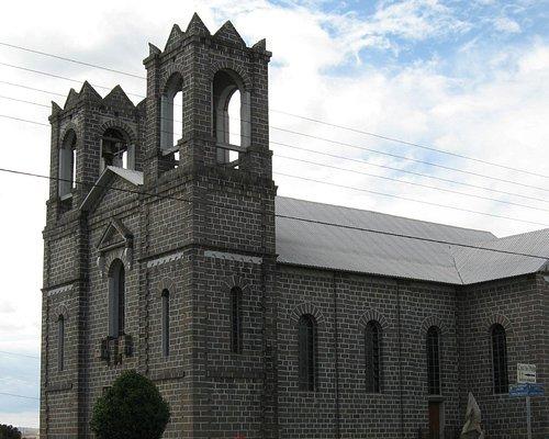 Igreja Matriz em São Joaquim