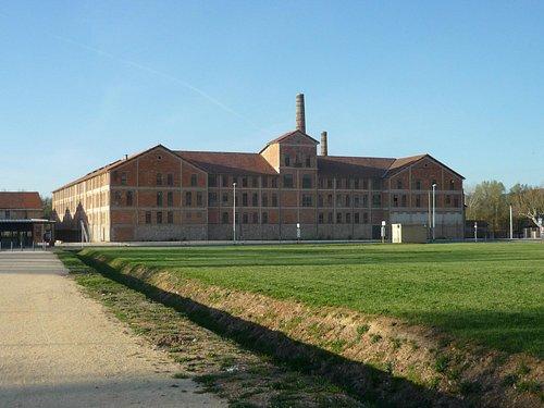 The detention centre