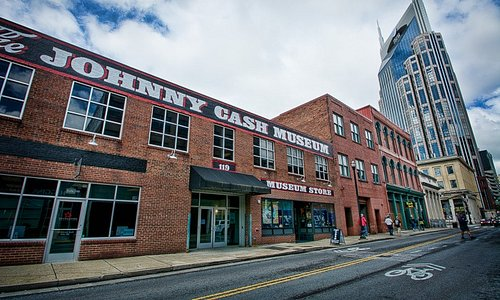 Johnny Cash Museum and Museum Store