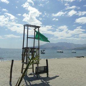 Subic bay,Baloy beach