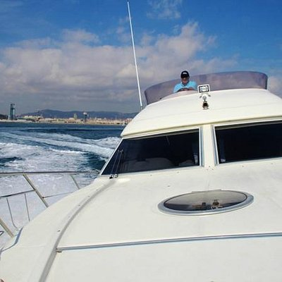 Boat Trips and Fishing in Barcelona, Spain