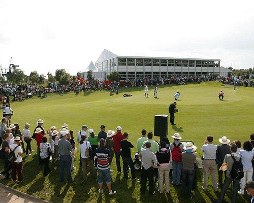 Real Club de Golf El Prat - Barcelona - Open Championship of Spain 2011