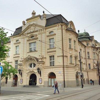 Reduta - building of Slovak Philharmonic