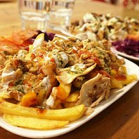 Meat on Fries