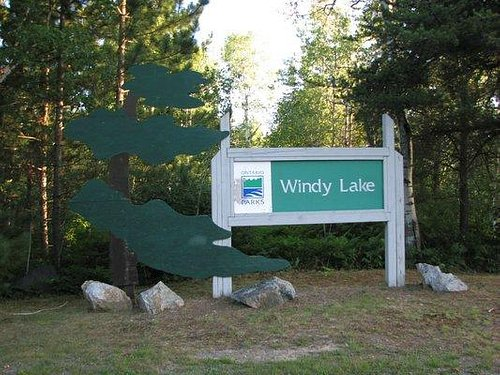 Windy Lake Provincial Park