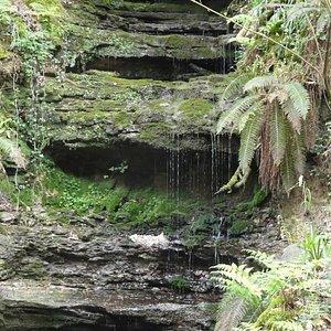 Old Roar Gyll mini falls