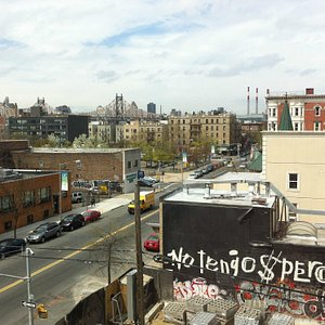 View to Queensboro Bridge