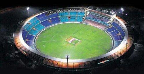 international cricket stadium,Raipur chattisgarh 2nd biggest in india
