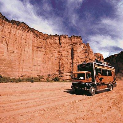 Excursión Safary Aventura