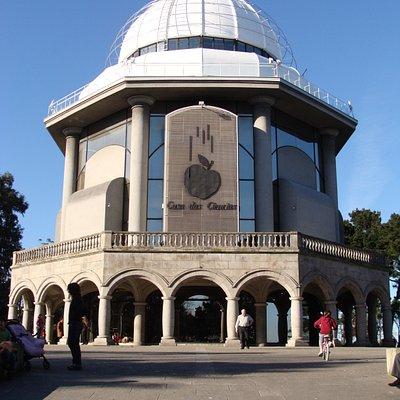 La Casa de las Ciencias de La Coruña