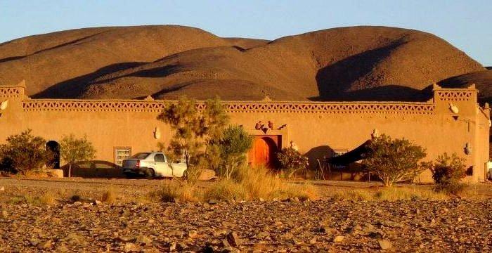 Kasbah Auberge Ouzina Porte de Sahara