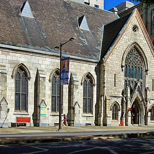 Picture of The Arch Street United Methodist Church.