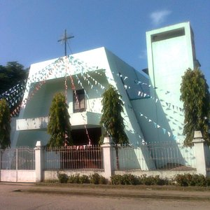 new st. Andrew, the apostle parish church