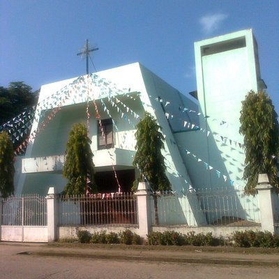 new st. Andrew, the apostle parish church