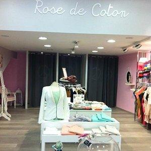 Boutique prêt à porter féminin