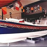 Life Boat at the Museum