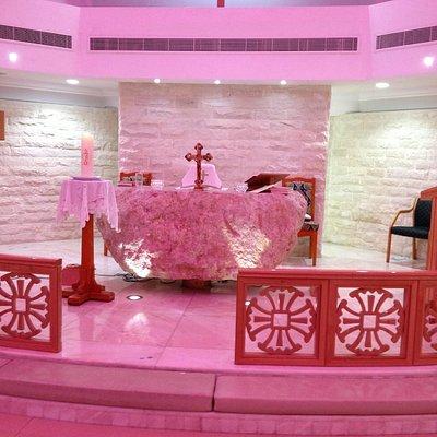 Altar at the Holy Trinity Church