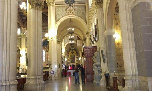 Duomo di Reggio Calabria Interni