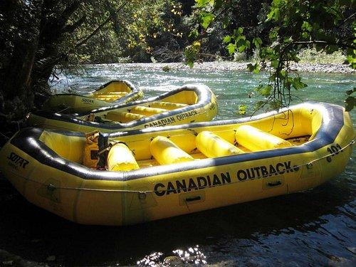 Squamish Rafting