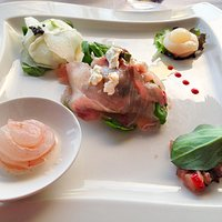 Raw fish and shellfish