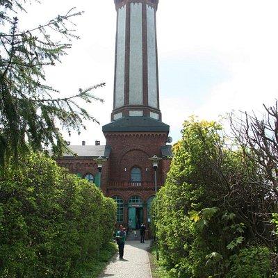 Leuchtturm Niechorze