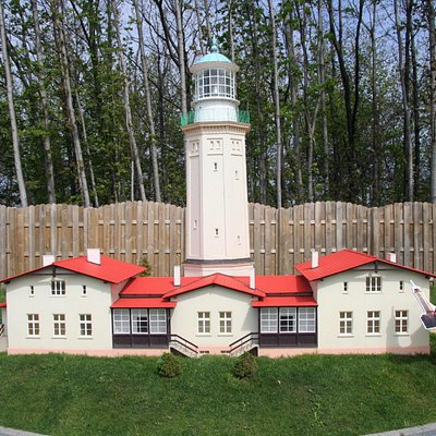 Leuchtturm, Miniatur