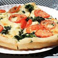 PIZZA!!! Yum!