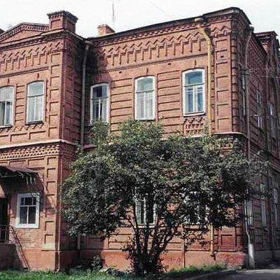 Следственная тюрьма НКВД