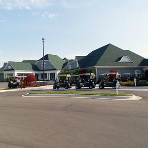 Harbor Shores - Club House - Benton Harbor, MI