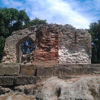 rovine tempio di Giove
