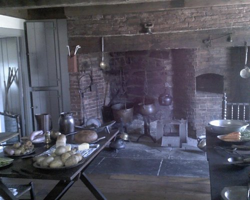 Ford Museum Kitchen
