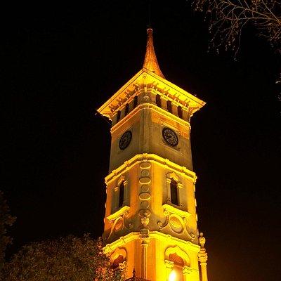 gece saat kulesi