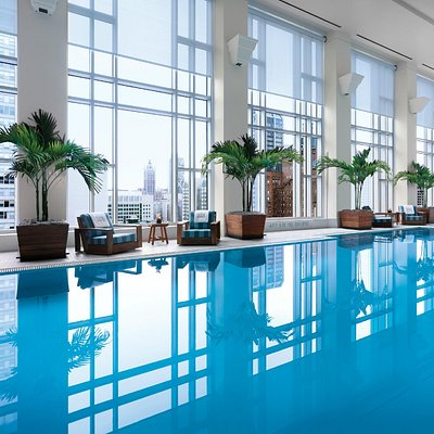 The Peninsula Spa Pool