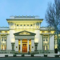 Одесская национальная научная библиотека им. М.Горького - старейшая публичная библиотека Украини