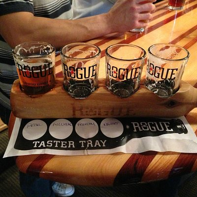 Rogue Brewery Stop