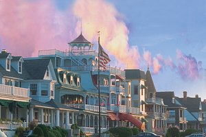 Cape May's gingerbread charm