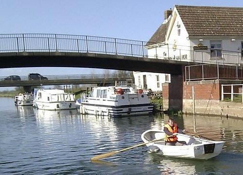 Beverley Boat Hire - based at Hull Bridge, Tickton