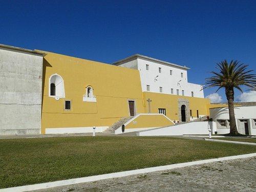 Museu Municipal de Peniche, Portugal.