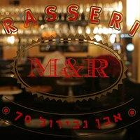 brasserie M&R