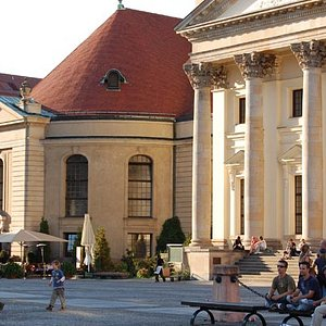 Gendarmenmarkt, a great place to discover