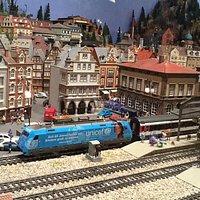 Unicef Train