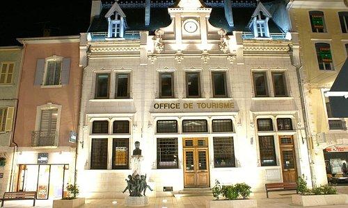 Office de tourisme Belley Bas-Bugey