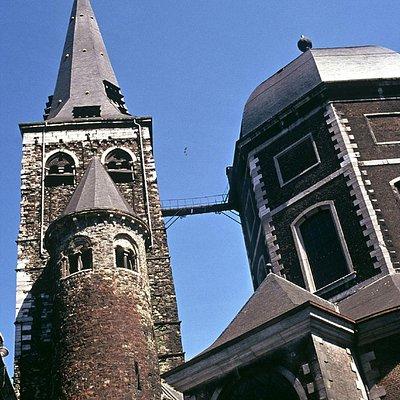 Liège - église Saint-Jean
