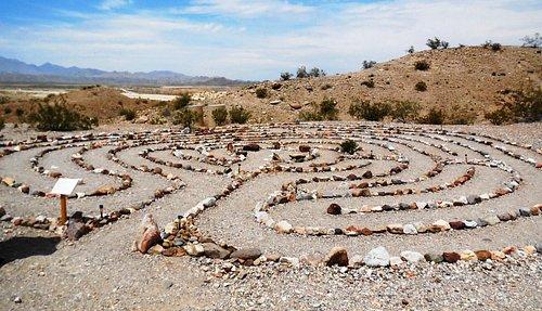 Laughlin Labyrinth