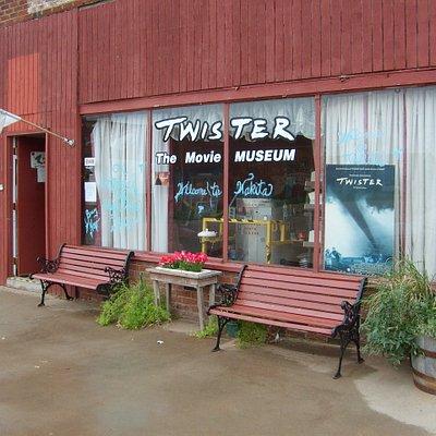 Twister The Movie Museum
