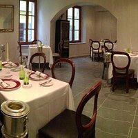 sala ristorante primo piano
