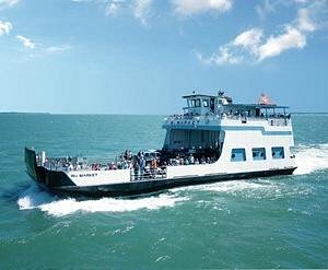 Miller Ferries to Put-in-Bay & MIddle Bass Island, Ohio
